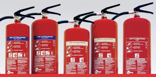 Basic Fire Extinguishers