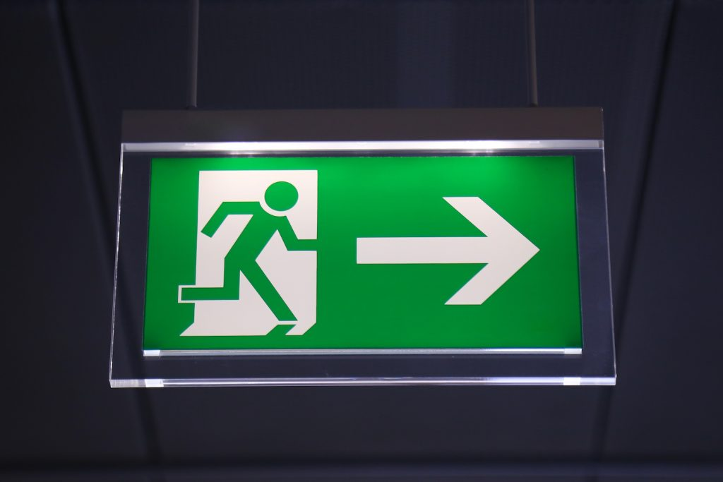 Emergency Lighting - Sharp Fire & Safety