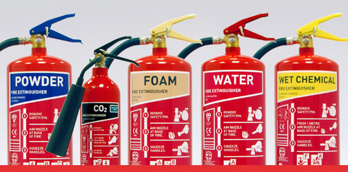 Fire Extinguishers Premium
