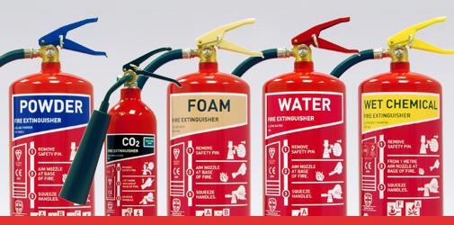 Fire Extinguishers Premium