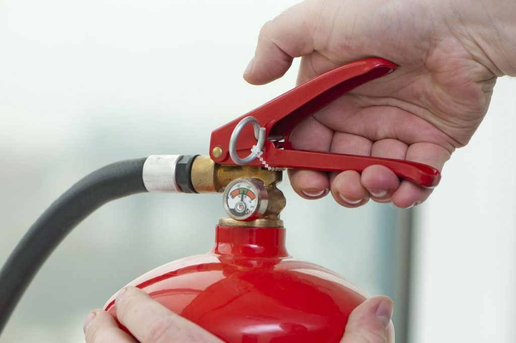 Fire Extinguishers - Sharp Fire & Safety