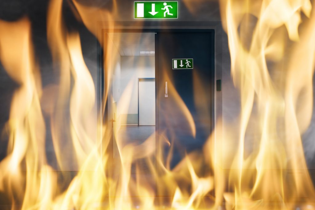 Fire Risk Assessments - Sharp Fire & Safety