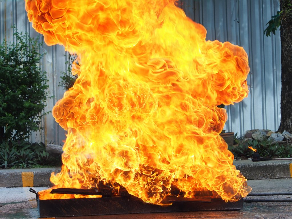 Industrial Fire Response Training - Sharp Fire & Safety