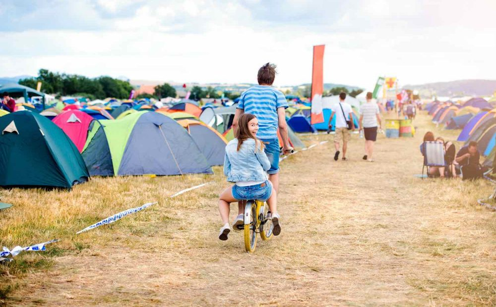 The popularity of Festivals - Sharp Fire and Safety