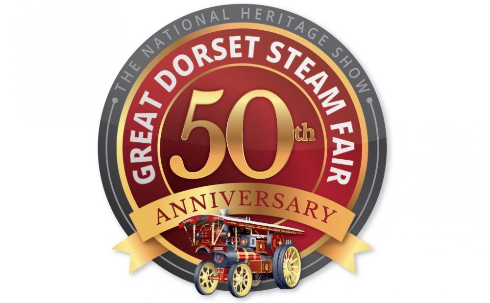 Great Dorset Steam fair 50th Anniversary